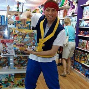 Jake and the Neverland Pirates Handmade